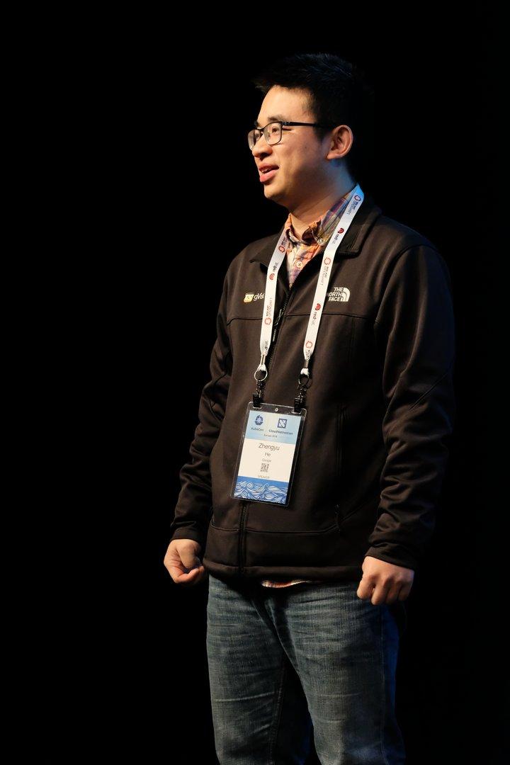 Zhengyu He